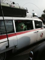 The Ecto 1 by cdot284
