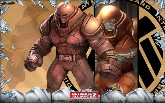 Juggernaut by Neal2k