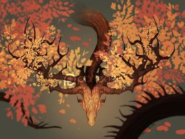The Spirit of Autumn by AbelPhee