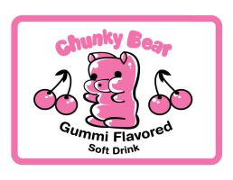 Chunky Bear Drink by after-the-funeral
