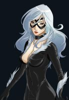 Black Cat by kaoom