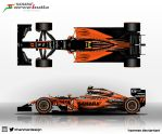 Force India VJM09 by hanmer