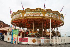 Carousel - Stock by Sassy-Stock