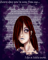 Every day..I die a little more by Nar-Amarth