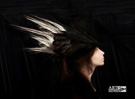 Featherhead DA by Artofsenses