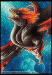 .:: Dark Wrath - ACEO ::. by Windspirit-Aquaeris