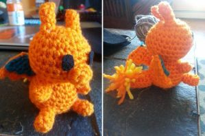 Charizard by CandiMay