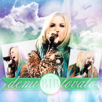 PNG Pack(11) Demi Lovato by blacktoblackpngs