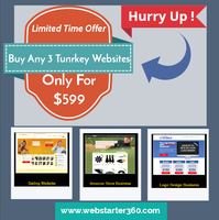 Buy Any 3 Turnkey Websites for ONLY $599 by moneymakingwebsites