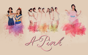 A Pink Wallpaper by Your-luv