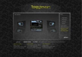 web design,dark style by andrisimo