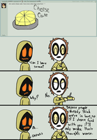Q and A 85 by Ask-The-PastaGang