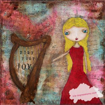 Play Your Joy by immodica