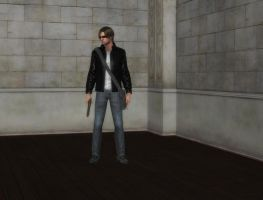 Leon Scott Kennedy Casual Mod by ItalianUtent