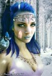 Ice queen by tamaraR