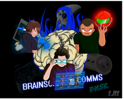 BrainScratchComms guys by PNSK