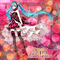 Hatsune Miku (English Voice Bank) - Second Star by Vocalmaker