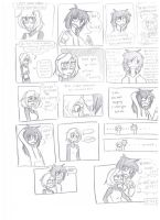 Jeff the killer and korbyn comic thing by cynderfunk