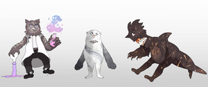Taum Adoption Auction: Susling [closed] by Happy-sorry
