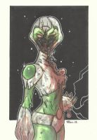 GHOUL IN THE MACHINE by leagueof1