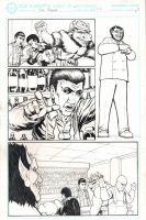 Everybody Comes to Ricks p. 7 pencils by DGanjamie