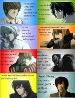 Death Note Pickup Lines by Brown-Eyed-Rocker