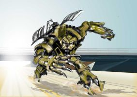Bonecrusher by dukeleto