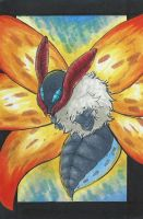 Volcarona by xIce-Wolf