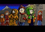 Attack of the Gingers by Raax-theIceWarrior