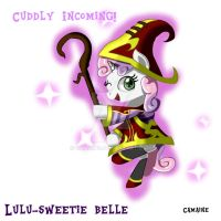 Lulu - Sweetie Belle by Camaine
