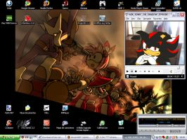 My Desktop, updated again... by courage-and-feith