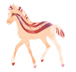 Padro Foal Design 7698 for Feya-san by theMadFurball