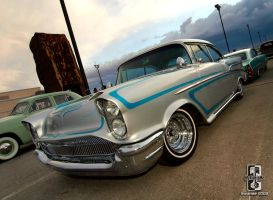 Classy Custom Chevy by Swanee3