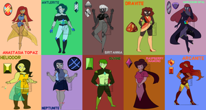 Gem Adopt Galore!! (2/10 OPEN!) (PRICES REDUCED!) by Gnome-Queen
