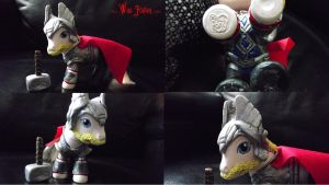 Thor Pony ^.^ by Cemetery-Nightmare