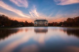Cosel Palace by hessbeck-fotografix