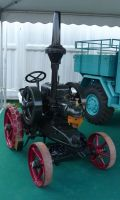 vintage tractor X by two-ladies-stocks