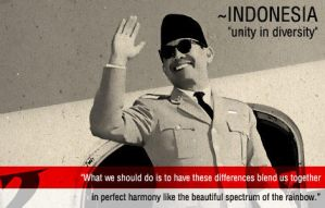 Indonesia in Soekarno by indonesia