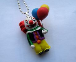 Pennywise The Clown - Stephen Kings IT by RavenMedia