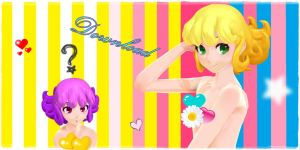 Improved Loli Curly hair -Download by YamiSweet
