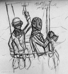 Traditional: Really old Daft punk sketch by GingaAkam