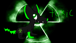 Toxic by Me-MowTheCat