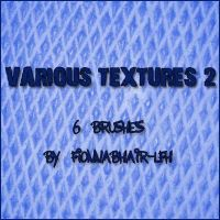 Brushset: Various Textures 2 by ivelt-resources
