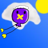 Drifloon by BrigadierBenchpress