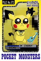 Pichu Used Charm by Axel-Comics