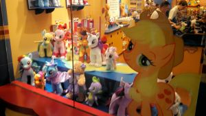 My Little Pony at Chandler Build-a-Bear Workshop! by BigMac1212