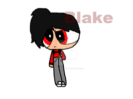 PC- Blake! by XxPuddingCakexX