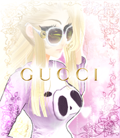 [MMD] Gucci style - SunGlasses DL by DeidaraChanHeart