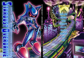 Metal Sonic anthology [STARDUST OVERDRIVE] by todatsumuri