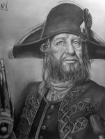 Barbossa by marcelkiss